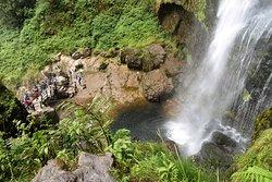El Chorro Waterfall