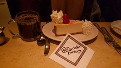 Awesome tasty cheesecake