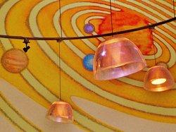 Lamps or 1950's Sci-Fi brainwash helmets?