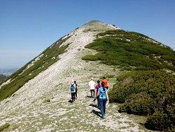 hiking Blidinje