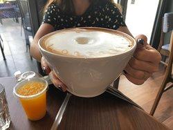 big big coffee
