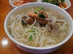 Sol Scent Seafood Handmade Noodles Soup