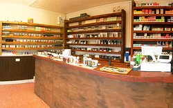 Inside Vintage Vape Rooms Stillorgan - Come see us today!