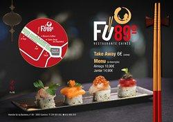 Restaurante Japones FU89º