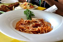 Good food. Spagetti Bolognese
