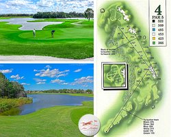 4th Hole Fox Hollow Golf Club http://foxhollowgolfclub.com  #foxhollowgolfclub #FHGCFL