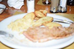 filetto con patate alla piota