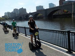 Looking for one of the #best #thingstodo in #Boston? Experience #fun the whole #family can enjoy. A #Segway #tour! 😎 bostonsegwaytours.net