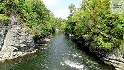 Magog River Gorge