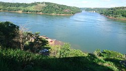 Hito Tres Fronteras - Paraguay