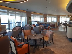 An average stay at Swissotel The Stamford