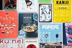 Shop books and magazines at the Japan Centre Bookshop