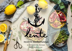 Lente - Modern Mediterranean