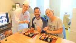 お寿司作り体験教室