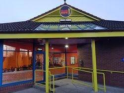 Indian Restaurant Masala Twist Dumbarton Road  Milton Scotland