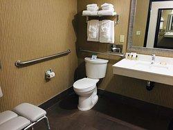 2 Queen ADA Bathroom