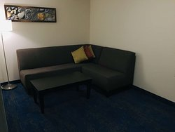 Suite King - Sitting Area