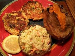 Elmer's Crab Cakes ( NC Crab Meat )