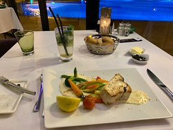 Dinning alone