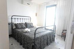 camera da letto della suite!