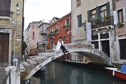 Getting lost in Venice