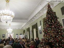 Петербургская филармония - фойе
