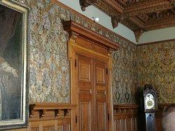 einer der historischen Räume