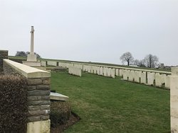 British Cemetery - Montreuil-aux-Lions