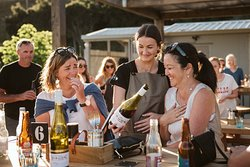 Taste a hand picked selection of wines from the local area.