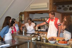Take a hands-on cooking class at iwvermont