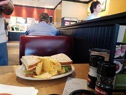 Nice lunch at Jason