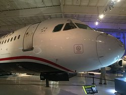 Airbus A320 used for US Airways Flight 1549