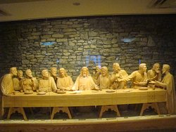Last Supper Sculpture