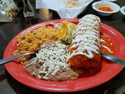 Excellent authentic Mexican food