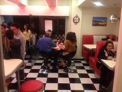 The place is busy and open till 11pm at night.