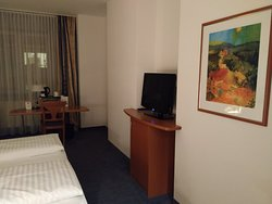One ofthe best options for a short business stay in Plauen