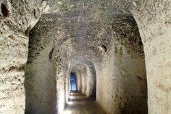 Souterrain Medieval du Castela