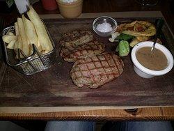 Heerlijke steak