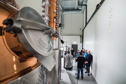Northern Most Whisky Distillery Visit