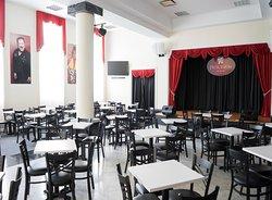 Proscenium Cafe Teatro Ponce