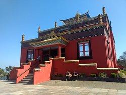 Templo Budista Chagdud Gonpa Khadro Ling