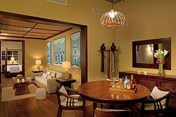 Penthouse Suite Ocean View Living Area