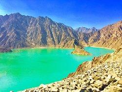 Hatta Water Dam