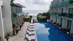 Best beach hotel in Koh Samui