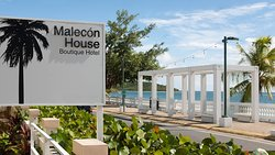 Malecon House on The Malecon