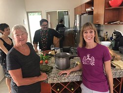 Culinary Workshops with Chef Marco & Dona Sonia