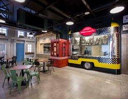 Degustation Food Station interior 5