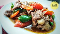 Spicy Hot Beef (House Favorite)