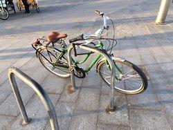 typical bike