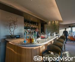Il Giardino Bar at the Hotel Eden
